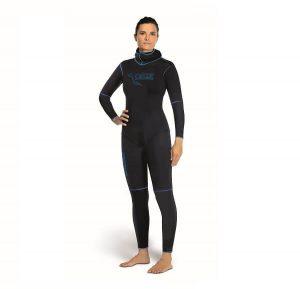 חליפת צלילה חופשית לנשים omer up-explorer