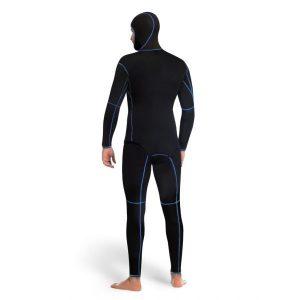up-explorer חליפת צלילה חופשית