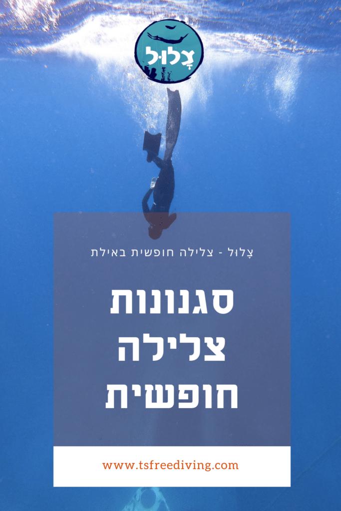 סגנונות צלילה חופשית